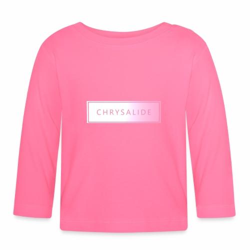 Chrysalide t shirt 007 - T-shirt manches longues Bébé