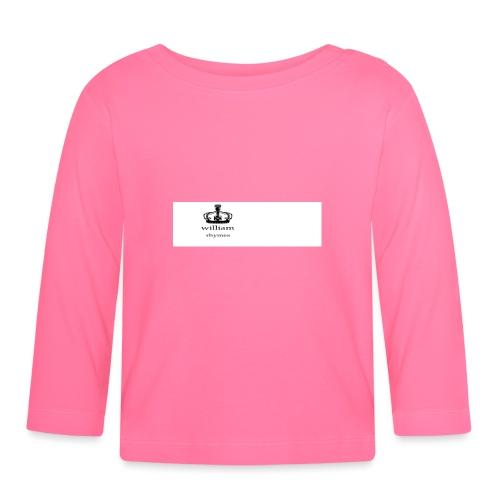 william - Baby Long Sleeve T-Shirt
