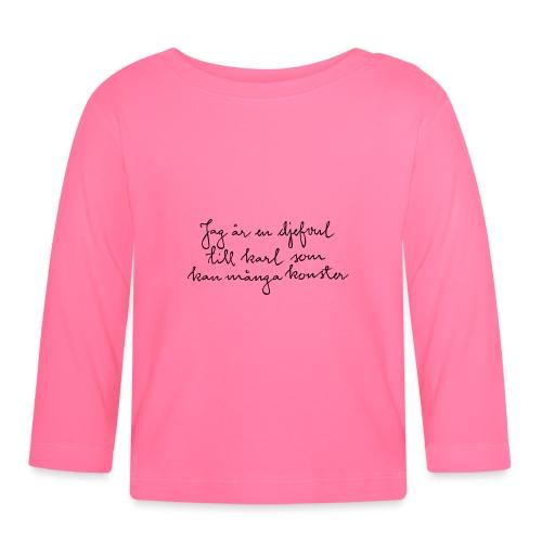 STRINDBERG - Långärmad T-shirt baby