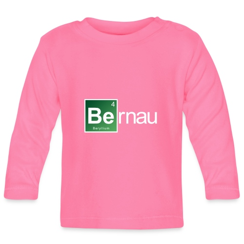 Be - Beryllium- Bernau - Baby Langarmshirt