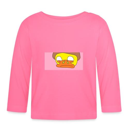 Namnl--s - Långärmad T-shirt baby