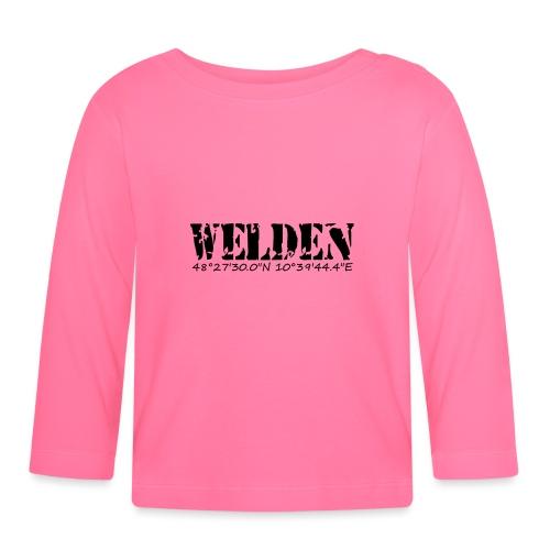 WELDEN_NE - Baby Langarmshirt