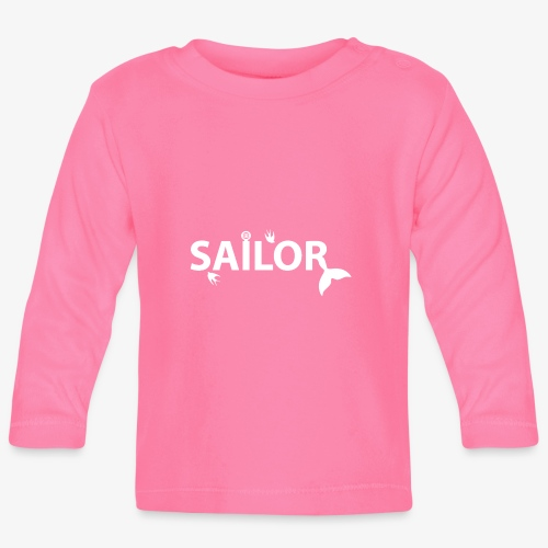 Sailor - Baby Long Sleeve T-Shirt