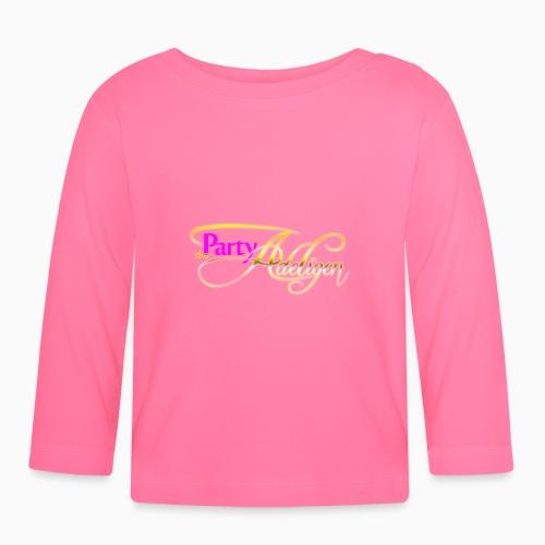 Die PartyAdeligen - Baby Langarmshirt