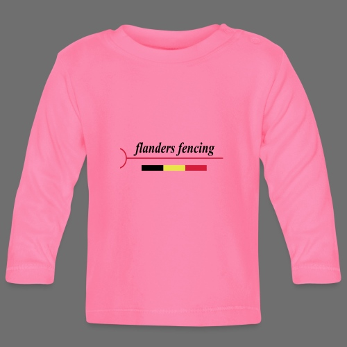 Flanders Fencing BE - T-shirt
