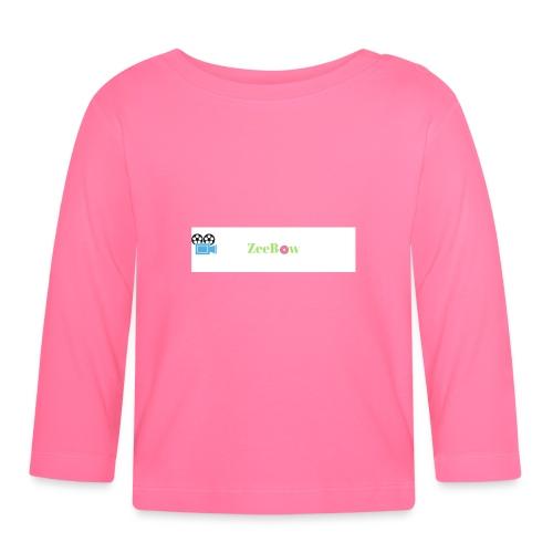 T-Shirt - Langærmet babyshirt