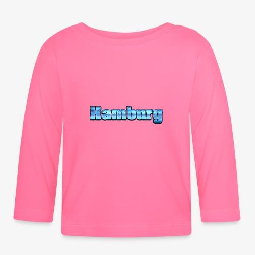 Hamburg - Baby Langarmshirt