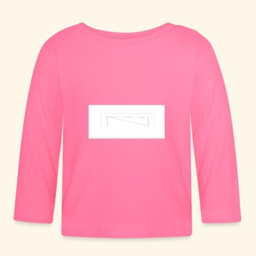 melles logga Design x2 - Långärmad T-shirt baby