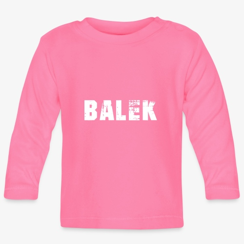 BALEK - T-shirt manches longues Bébé