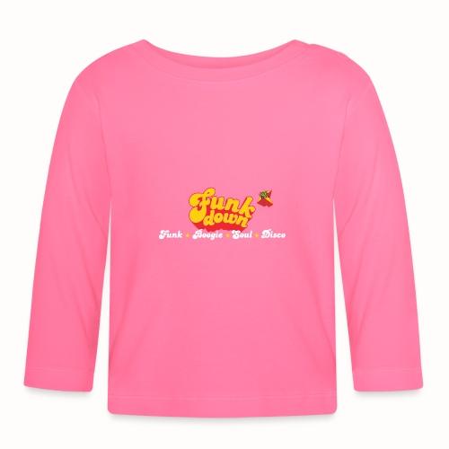 FunkDown Official Merchandise (med genrer) - Langærmet babyshirt