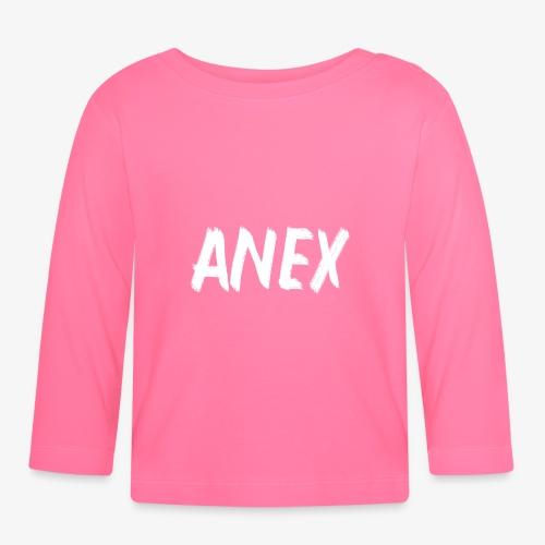 Anex Cap Original - Baby Long Sleeve T-Shirt