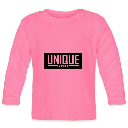 unique - Baby Langarmshirt