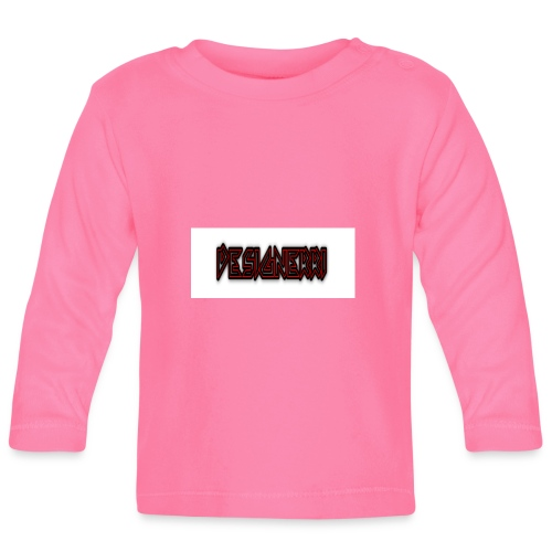 designerri - Långärmad T-shirt baby