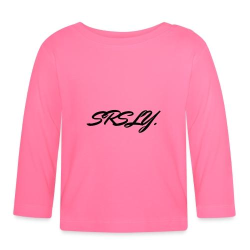 SRSLY - T-shirt manches longues Bébé