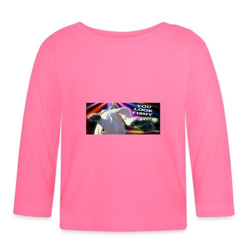 Tony Binks Range - Baby Long Sleeve T-Shirt