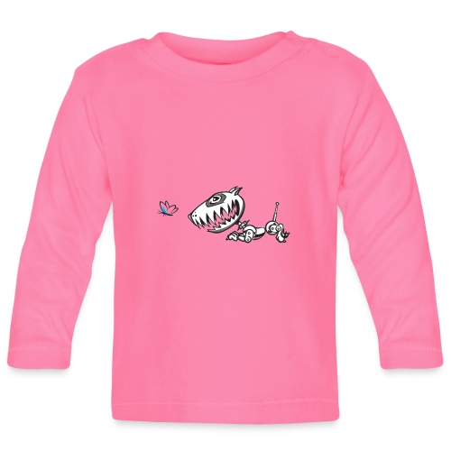 Robodog - Baby Long Sleeve T-Shirt