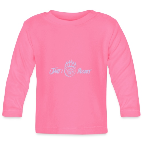 Jaktiblodet Neon - Långärmad T-shirt baby