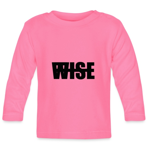 WISEFINAL - Baby Long Sleeve T-Shirt