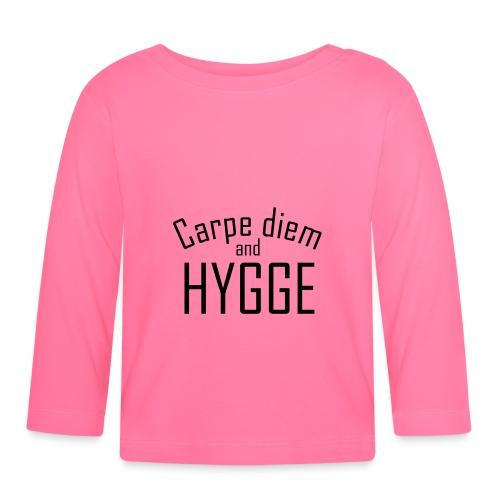 HYGGE Carpe diem - Baby Langarmshirt