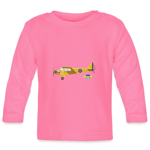 Piper Cub Spirit of Lewis - T-shirt manches longues Bébé
