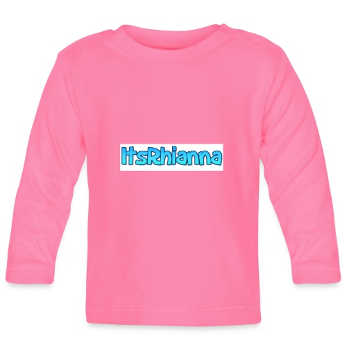 Merch - Baby Long Sleeve T-Shirt