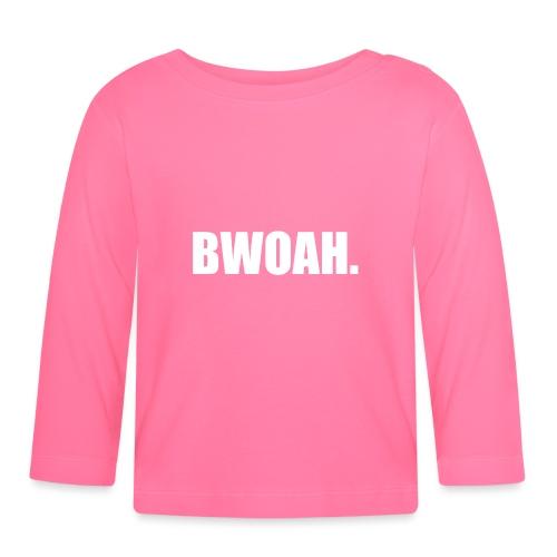 Bwoah - Vauvan pitkähihainen paita