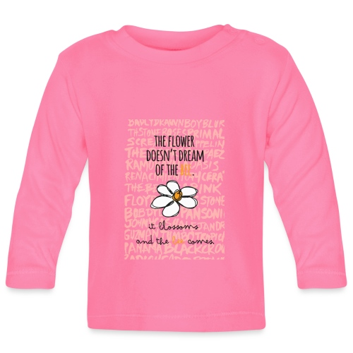 bee-png - Maglietta a manica lunga per bambini