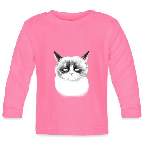 Grumpy Cat - Baby Long Sleeve T-Shirt