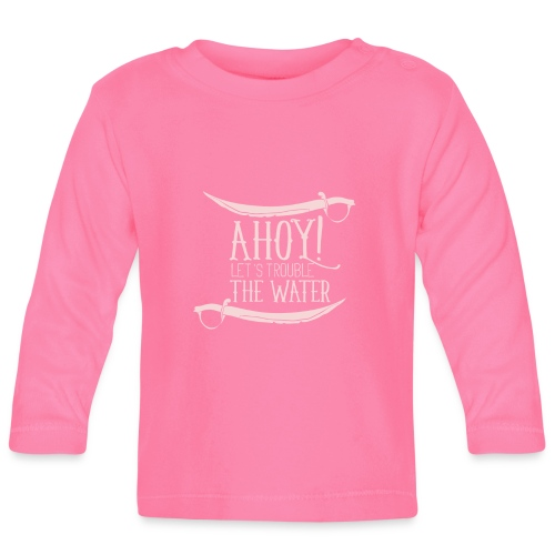 Ahoy - Camiseta manga larga bebé