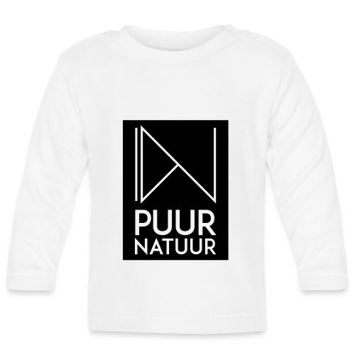 Logo puur natuur negatief - T-shirt