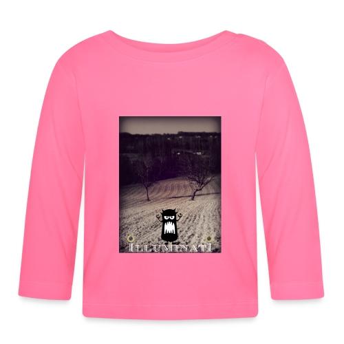 illuminati - T-shirt manches longues Bébé