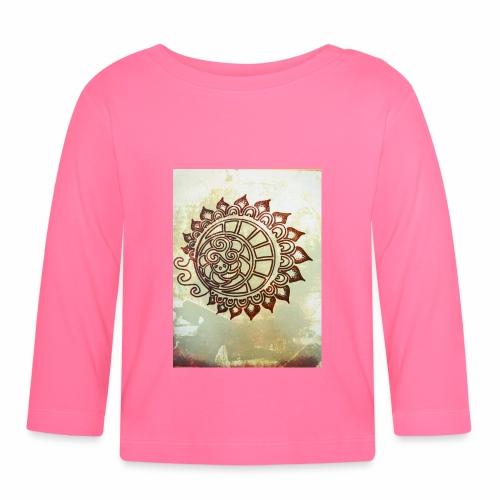 Sun - Långärmad T-shirt baby