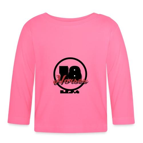 18 Horses - NKPG (Black) - Långärmad T-shirt baby