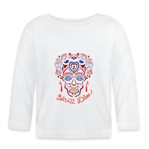 Skull Tattoo Art - Baby Long Sleeve T-Shirt