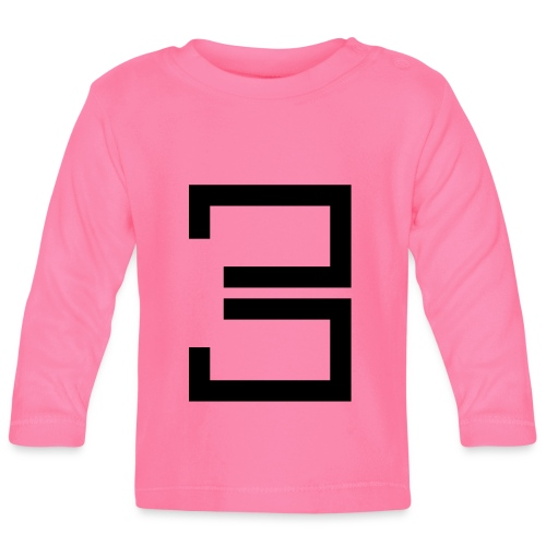 3 - Baby Long Sleeve T-Shirt
