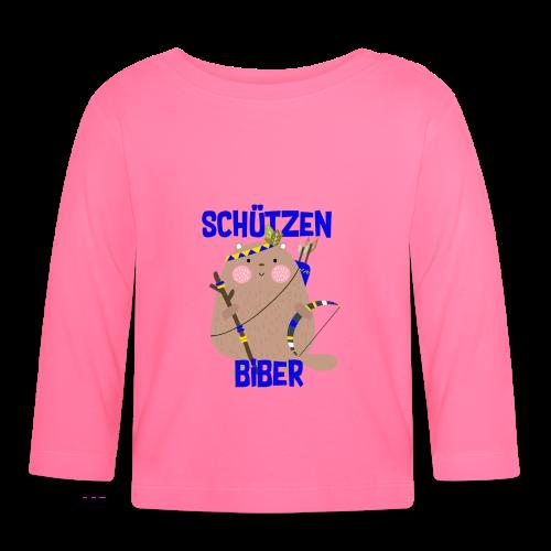 Schützenfest Biber Biberach Biberacher Schützen - Baby Langarmshirt