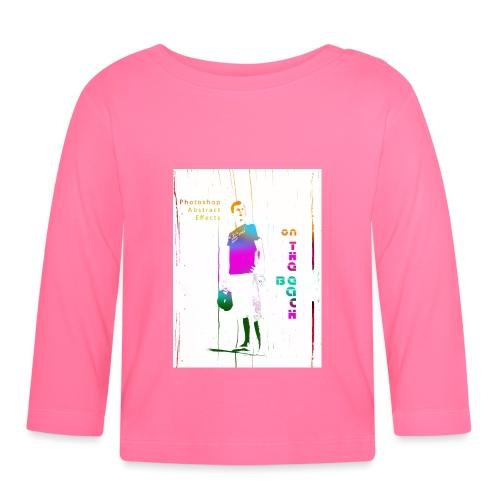 onthebeach - Koszulka niemowlęca z długim rękawem