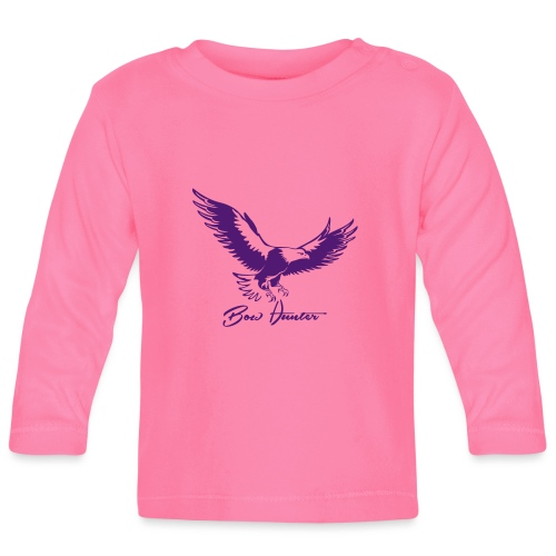 Eagle Bow Hunter - Baby Langarmshirt