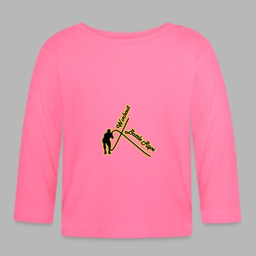 Battle Rope Workout - Baby Langarmshirt