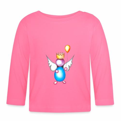 Mettalic Angel geluk - T-shirt