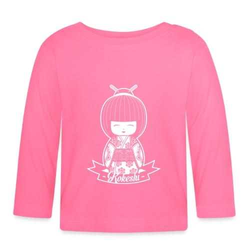 kokeshi - Baby Langarmshirt