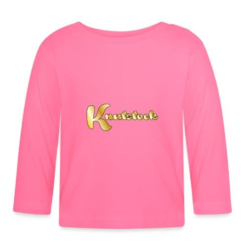 KnutstockAnniversaryLogo - Baby Langarmshirt