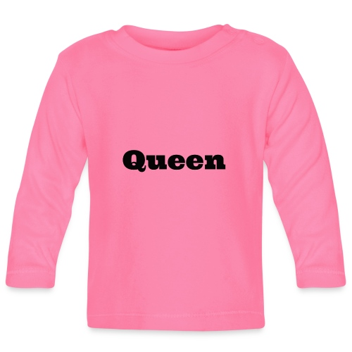 Snapback queen grijs/zwart - T-shirt