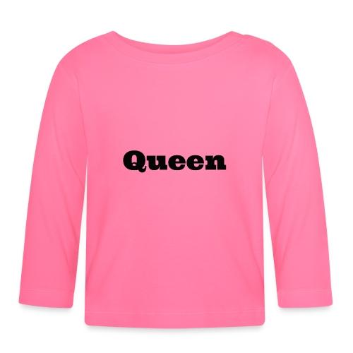 Snapback queen rood/zwart - T-shirt