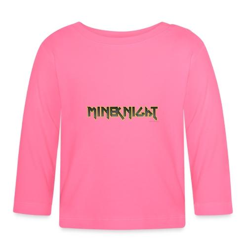 MineKnight T-shirt - Långärmad T-shirt baby