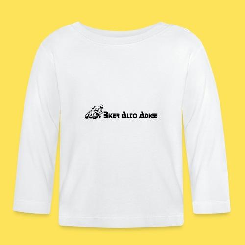 BikerAltoAdige Snap - Maglietta a manica lunga per bambini