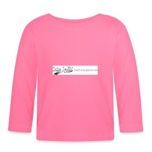 probably - Långärmad T-shirt baby