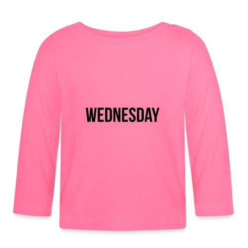 Wednesday - Baby Long Sleeve T-Shirt