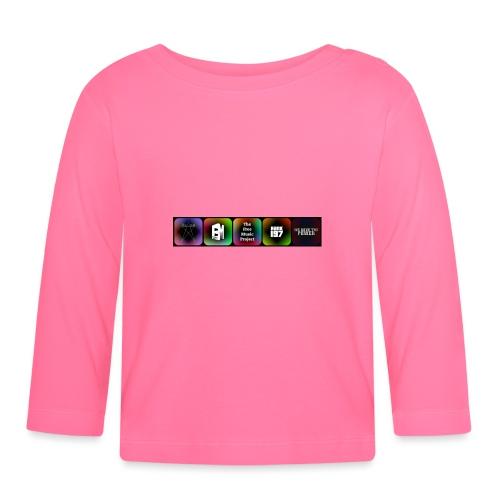 5 Logos - Baby Long Sleeve T-Shirt