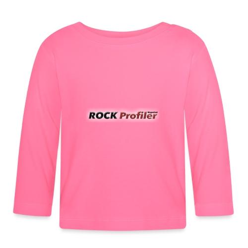 ROCK Profiler Magasinet Logo - Långärmad T-shirt baby
